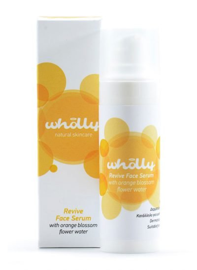Σέρουμ προσώπου Revive Face Serum with Orange Blossom Flower Water (30 ml)