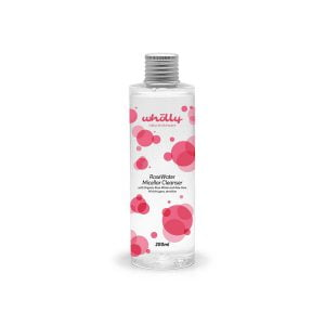 Wholly Skincare Rosewater Micellar Cleanser