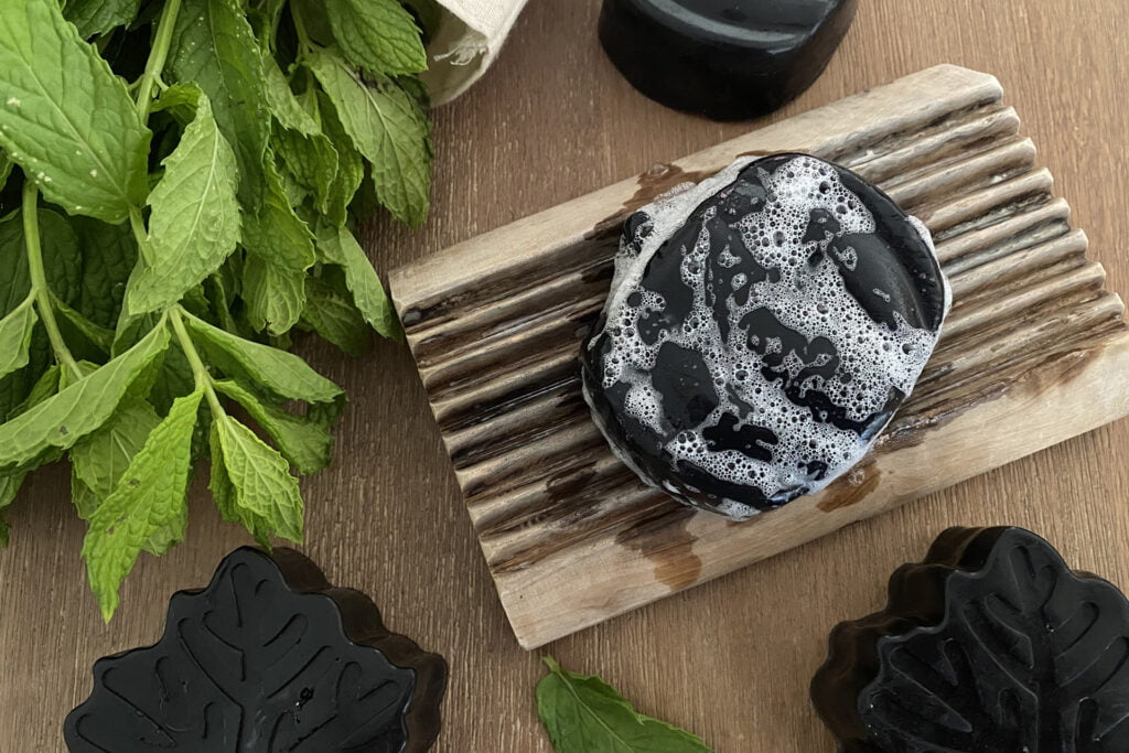 Wholly Skincare Detoc Charcoal Soap